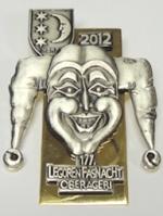 Plakette 2012 - Merz